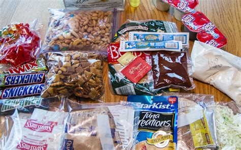 best backpacking food authorized boots