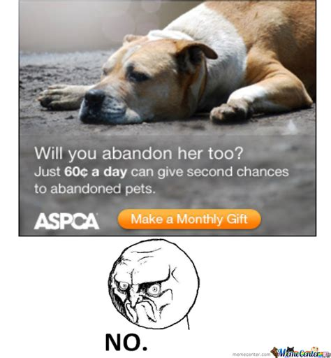 Aspca Meme - aspca by indio meme center