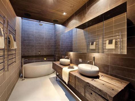 Modern Rustic Bathroom Ideas 59 Luxury Modern Bathroom Design Ideas Photo Gallery