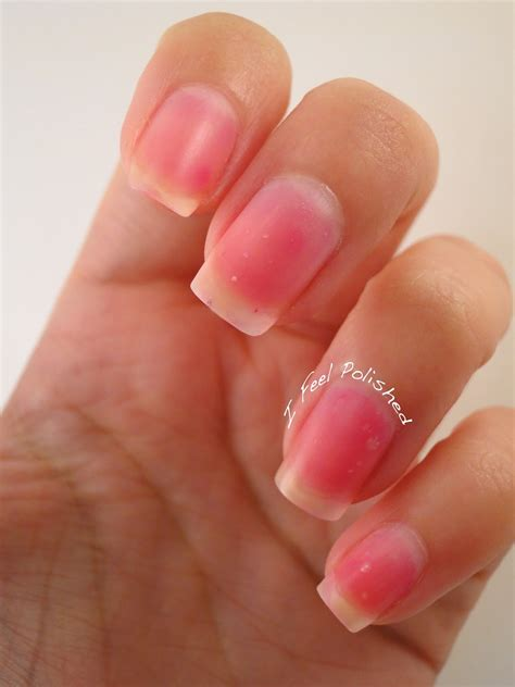Remove Nail From by I Feel Polished Tip Tuesday Removing Stains From Nails