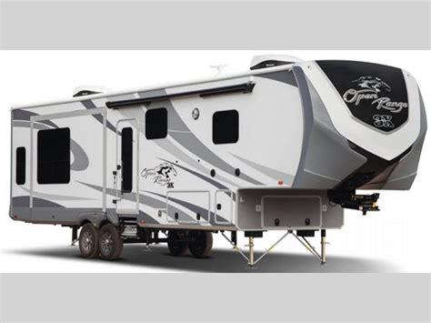 open range fifth wheel floor plans open range 3x fifth wheel rv sales 8 floorplans