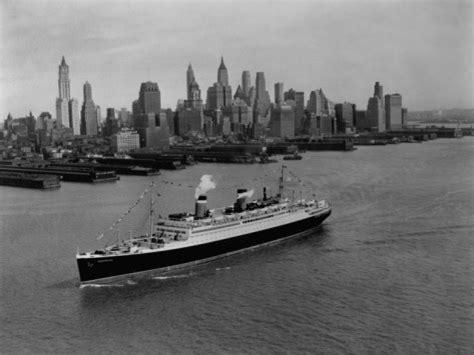 pin  ocean liners