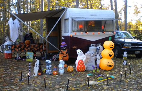 Ideas For Halloween Decorating Outside - michigan state parks harvests and haunts slideshow