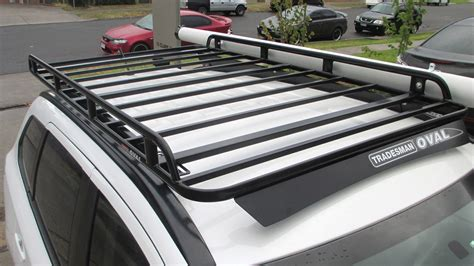 How To Build Roof Rack by Mitsubishi Outlander Roof Racks