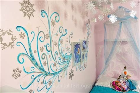 my secret vanilla disney s frozen inspired bedroom