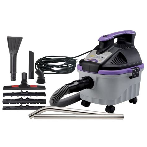 proteam proguard 4 gal portable vac with tool kit