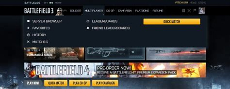 anyone else t login to battlelog battlefield 4 incoming battlelog update will support quot the future of battlelog quot mp1st