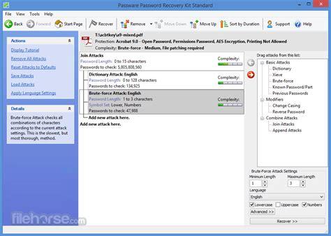 windows password reset kit 1 5 passware password recovery kit standard 2017 5 1 descargar