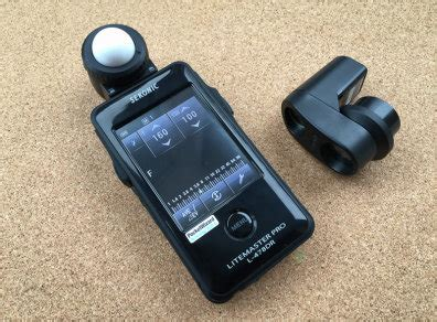 sekonic litemaster pro light meter sekonic l 478dr litemaster pro light meter for sale in