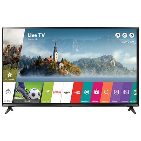 Smart Lg Tv 43 Uhd by Lg 43 Quot 4k Uhd Hdr Led Webos 3 5 Smart Tv 43uj6300