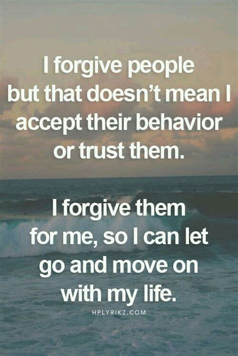 We A Problem But Im On Your Side i forgive but that doesn t i accept their behavior or trust them i forgive them for