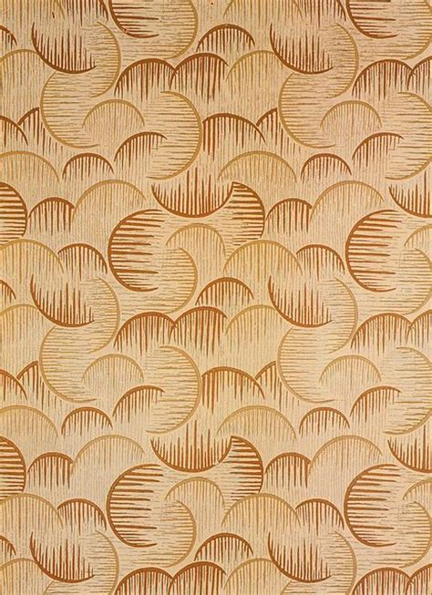 wallpaper design styles in 1930 1930s wallpaper decorative designs patterns pinterest