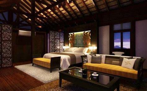 Tropical Bedroom Ideas seri chenang resort and spa at langkawi malaysia