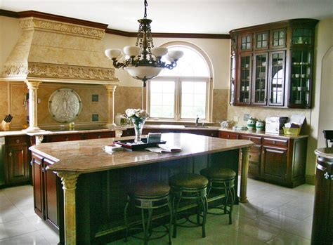 Large Island Kitchen 28 Kitchen With Large Island 64 Deluxe Custom Kitchen Island Designs Beautiful