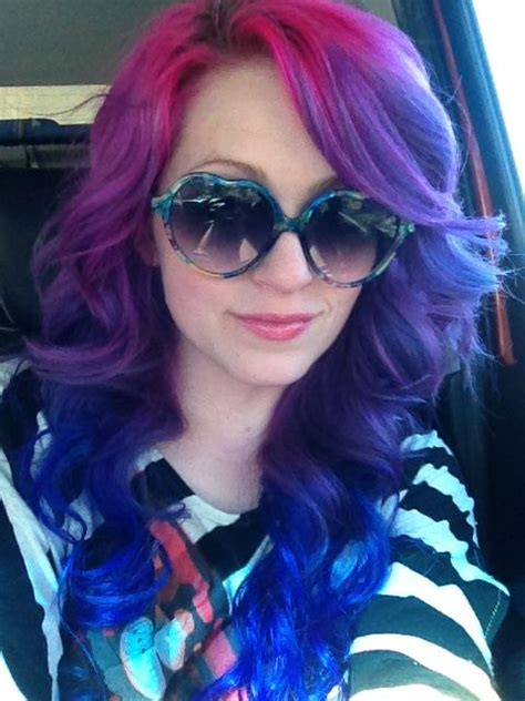 104 best images about multicolored hair on pinterest