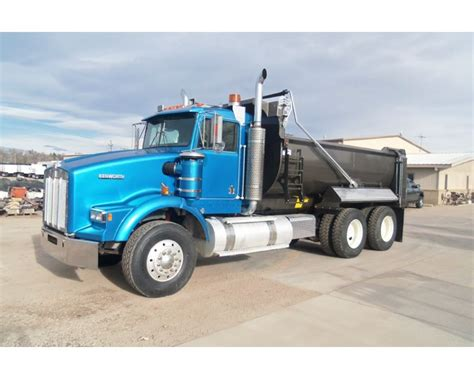 kw sales 1995 kenworth t800 dump truck for sale greeley co