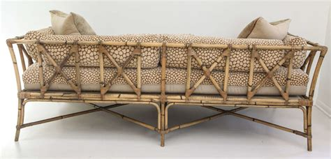 bamboo daybed vintage bamboo daybed sofa at 1stdibs