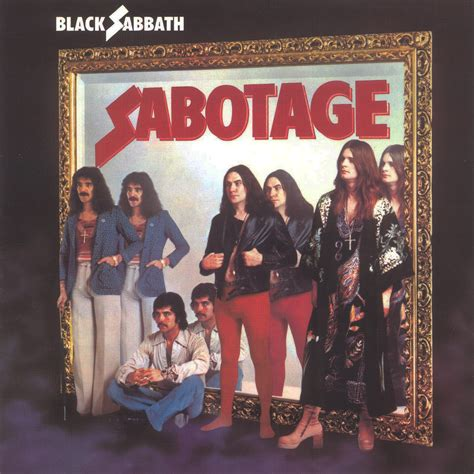 Black Sabbath 6 darius don t you get the feelin black sabbath sabotage