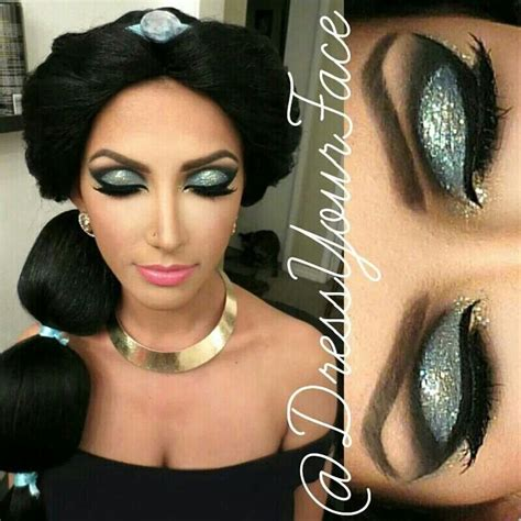 makeup tutorial jasmine 25 best ideas about princess jasmine makeup on pinterest