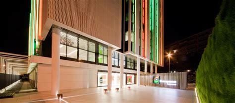 sede ama roma verde profilo per la sede centrale di groupama