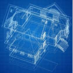 architect blueprints urban blueprint vector architectural background stock