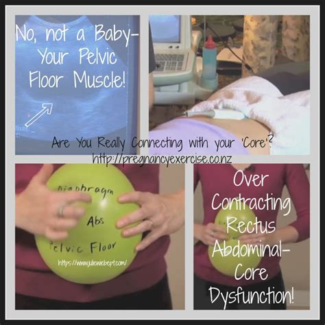 Pelvic Floor During Pregnancy by Pelvic Floor And Tva Exercise Are You Doing It All Wrong