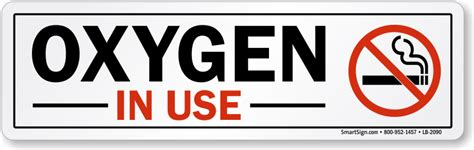 printable no smoking oxygen in use sign oxygen signs oxygen in use signs mysafetysign com