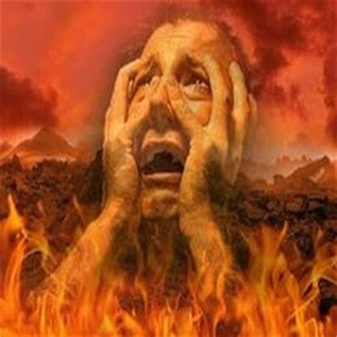 le hraut de lenfer apres la mort l enfer ou le paradis trait 233 de l enfer de sainte francoise romaine