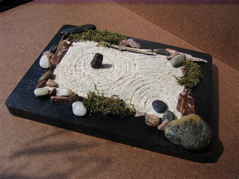 mini zen rock garden mini rock garden design home trendy