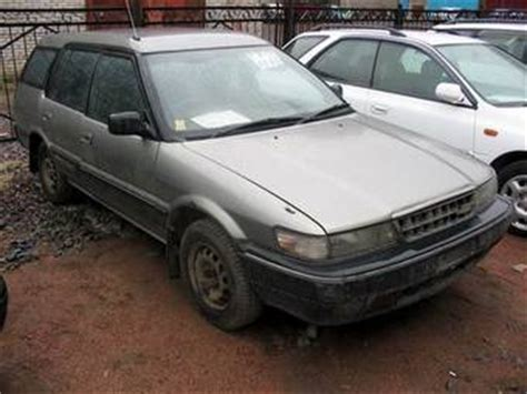 Toyota Corolla 1990 Manual 1990 Toyota Corolla Wagon For Sale 1 6 Gasoline Manual