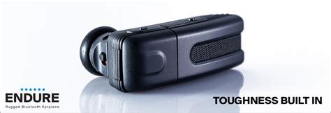 rugged bluetooth headset endure rugged bluetooth earpiece blueant wireless