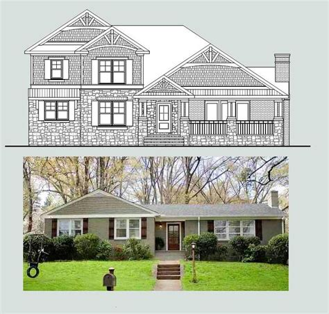 best 20 ranch house remodel ideas on pinterest ranch 25 best ideas about second floor addition on pinterest
