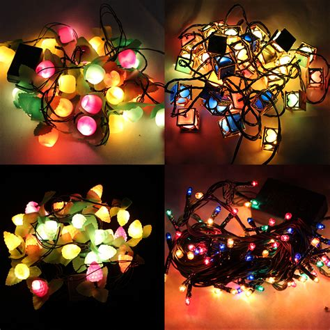 pinecone christmas lights christmas lights card and decore