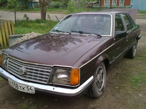 opel senator 1978 opel senator 2 0e automatic related infomation