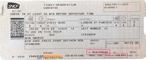 submitting a claim to eurostar loco2 help