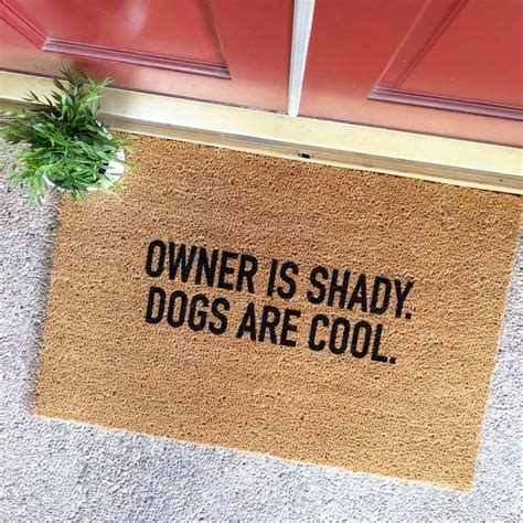gifts for new apartment owners 65 best the cheeky doormat images on pinterest