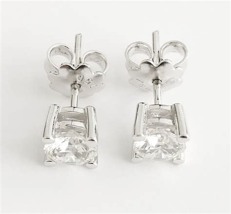 Terbaru Kintakun D Luxe Lovely No 2 160 Sprei Seprai 1 a beautiful new studs with brilliant cut diamonds total 1 34 ct certified no reserve