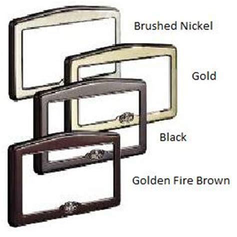 osburn brushed nickel cast iron stove door overlay 2300 high efficiency epa wood burning stoves