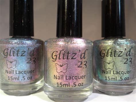 Diskon Inglot Nail Enamel 506 Soft Matte lunar fairytale collection color shift nail by glitzd23