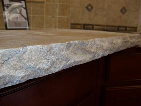 Natural Granite Countertop Edges Reviews With Chiseled