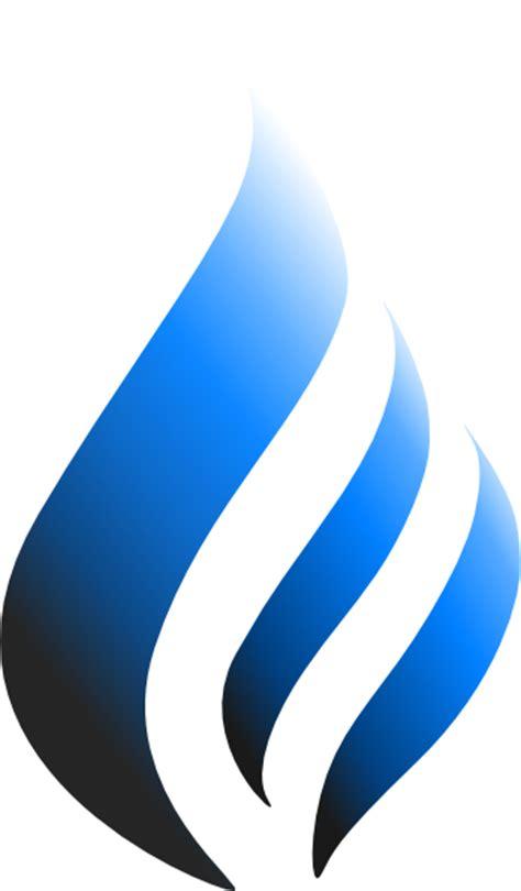 blue logo blue logo style clip at clker vector clip