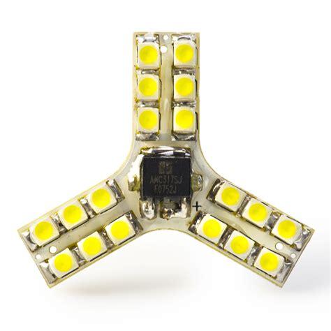 Wedges Sp 922 194 led bulb 18 smd led wedge base boat yacht light