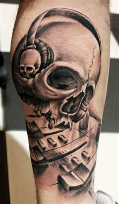 95 amazing skull tattoos images best 3d skull tattoo