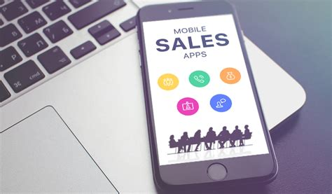 mobile sales 29 mobile apps sales reps require to excel salesmate