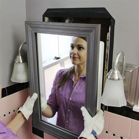 how to remove medicine cabinet 1000 ideas about recessed medicine cabinet on
