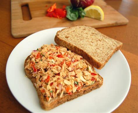 tuna fish recipe without mayonnaise tuna salad without mayo the earl of sandwich