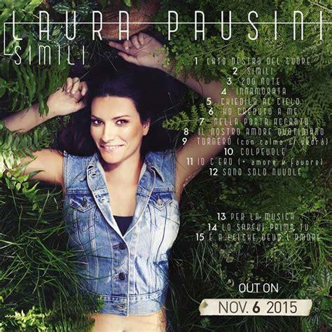 copertina cd pausini live world tour 09 radio italia news pausini svela la tracklist di