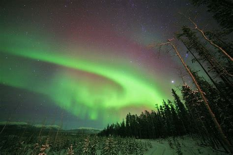 northern lights canada northern southern lights