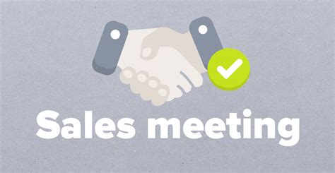 next sales 7 ways to prepare for your next sales meeting