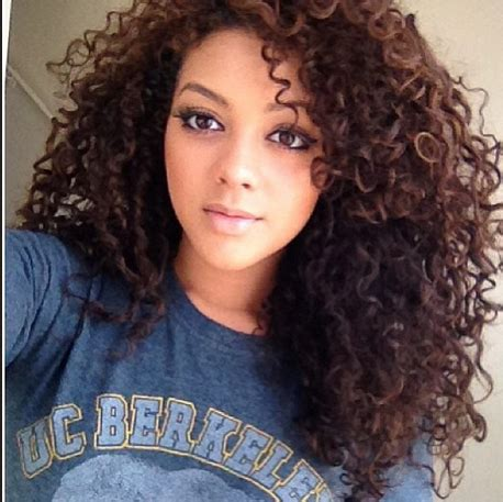 mixed girls with curly hair inspiration mixed beauty